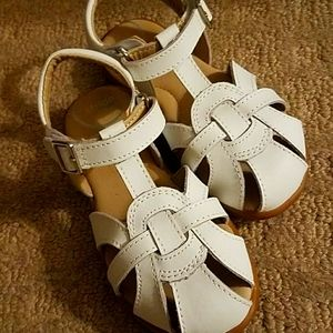Stride Rite NWT leather toddler sandals 9.5M